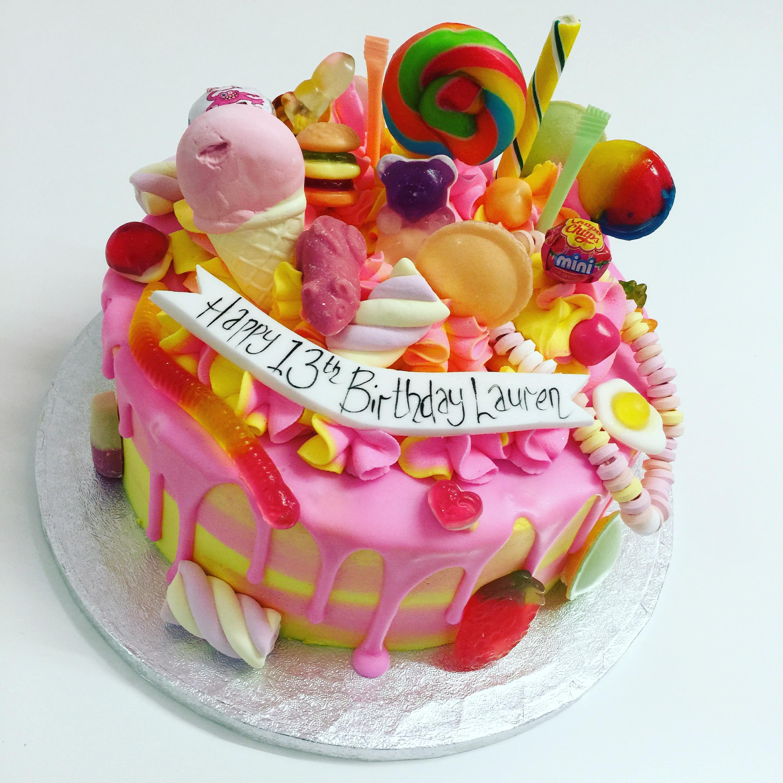 Overload Cakes